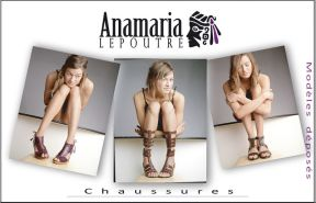 Anamaria Lepoutre Chaussures - https://fr.pinterest.com/amlepoutre/